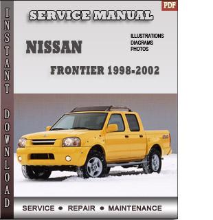 Frontier repair manual