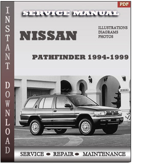 Nissan Pathfinder Owners Manual