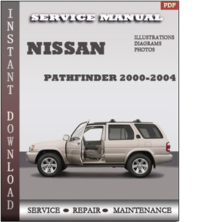 Pathfinder 2000 2001 2002 2003 2005 manual