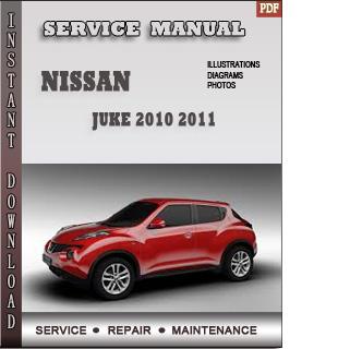nissan juke 2010 2011 pdf
