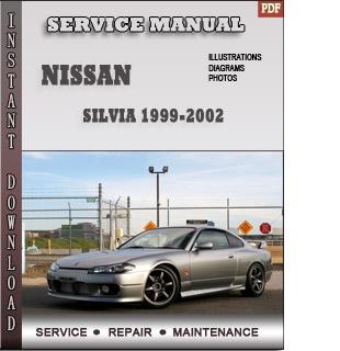 nissan silvia 1999 2000 20001 manual pdf