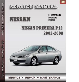 primera 2003 2004 2005 pdf manual