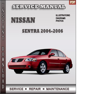 sentra 2005 2006 manual pdf