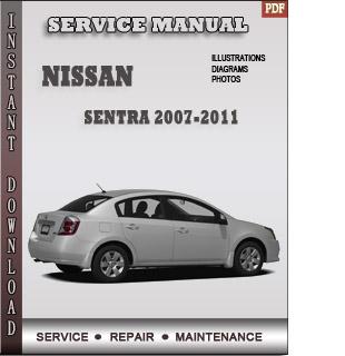 sentra 2010 2011 manual pdf