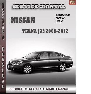 teana 2010 2011 2012 manual pdf