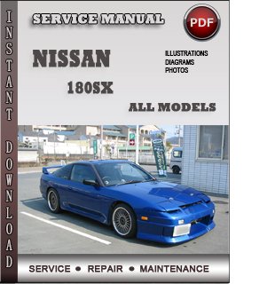 nissan 180sx service manual wiring library u2022 rh lahood co Store Workshop Manual nissan 180sx sr20det workshop manual