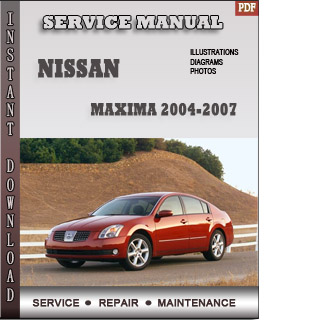 2004 2005 2006 Maxima free pdf download