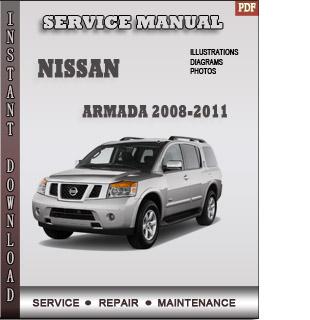 Armada 2008 2009 2010 2011