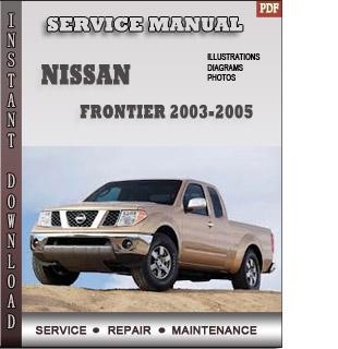 Frontier 2003 2004 2005