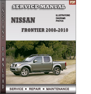 Nissan Frontier manual pdf free 2008 2009