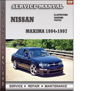 maxima 1994-1997 manual free pdf