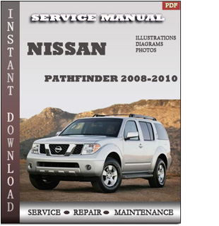 Nissan Pathfinder 2008 2009 pdf download