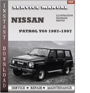 Patrol Y60 nissan