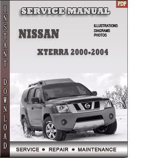 Xterra WD22 2000 2001 2002 2003 manual pdf