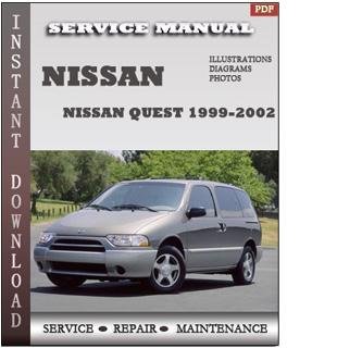 nissan quest 2002 2001 2000 pdf
