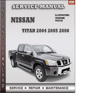 nissan titan 2004 2005 2006 manual