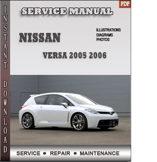 nissan versa 2005 2006