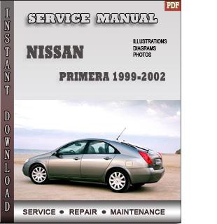 primera 1999 2000 2001 manual pdf