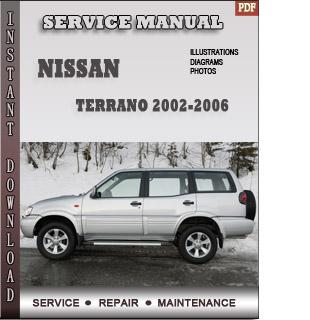 terrano 2002 2003 2004 2005 manual pdf