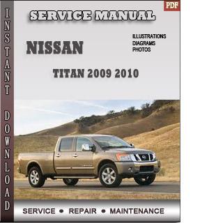 titan 2009 2010 manual pdf